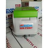 Компресор, SECOH JDK-S-80, повітродувки, повітряний насос для септика, ставка , Эколайн, SECOH ., фото 2