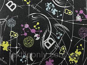 Ткань Сумочная Оксфорд 500 Д принт Ben 10