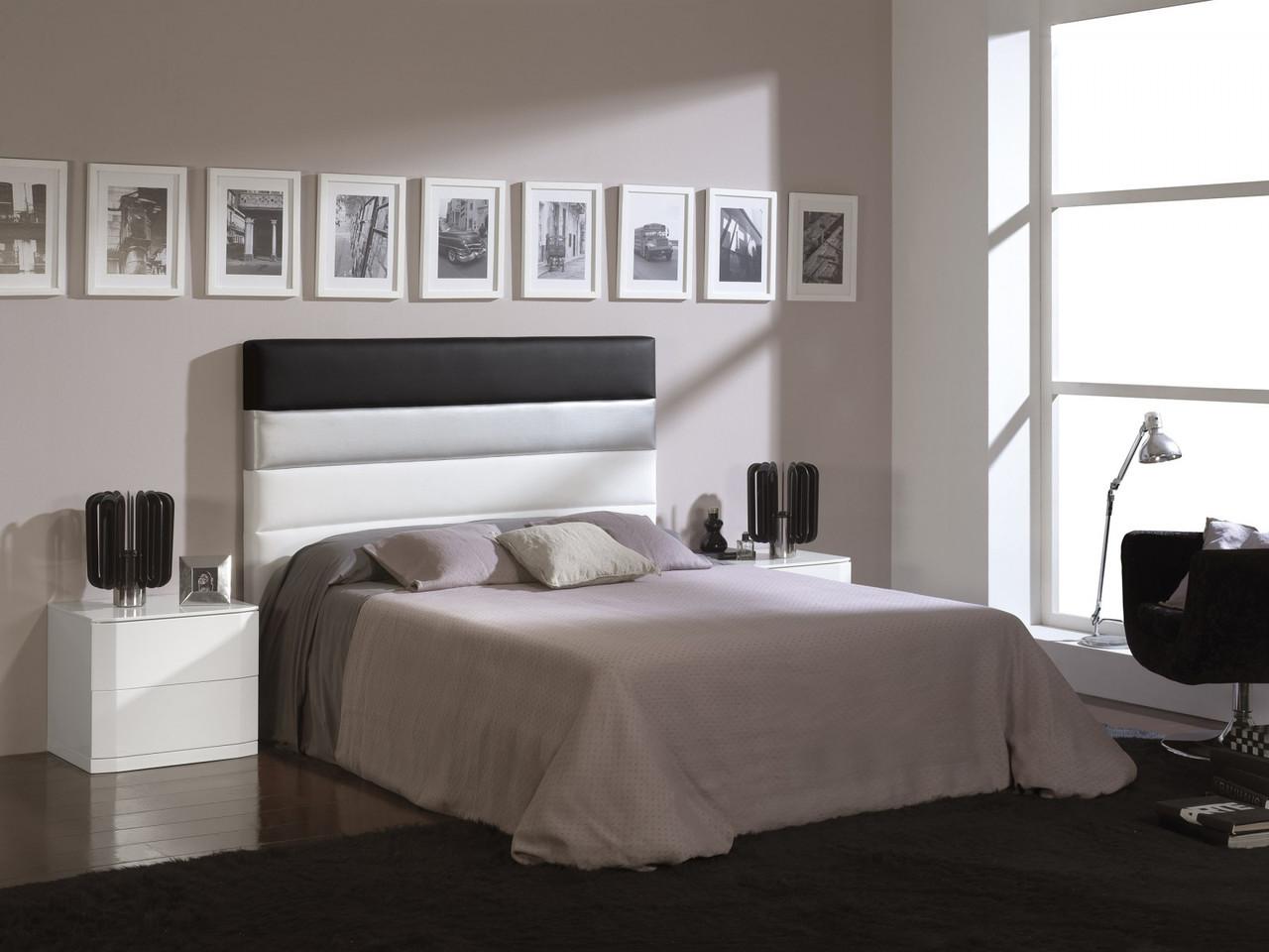 """Двоспальне ліжко """"Орео"""" з оббивкою від виробника"""