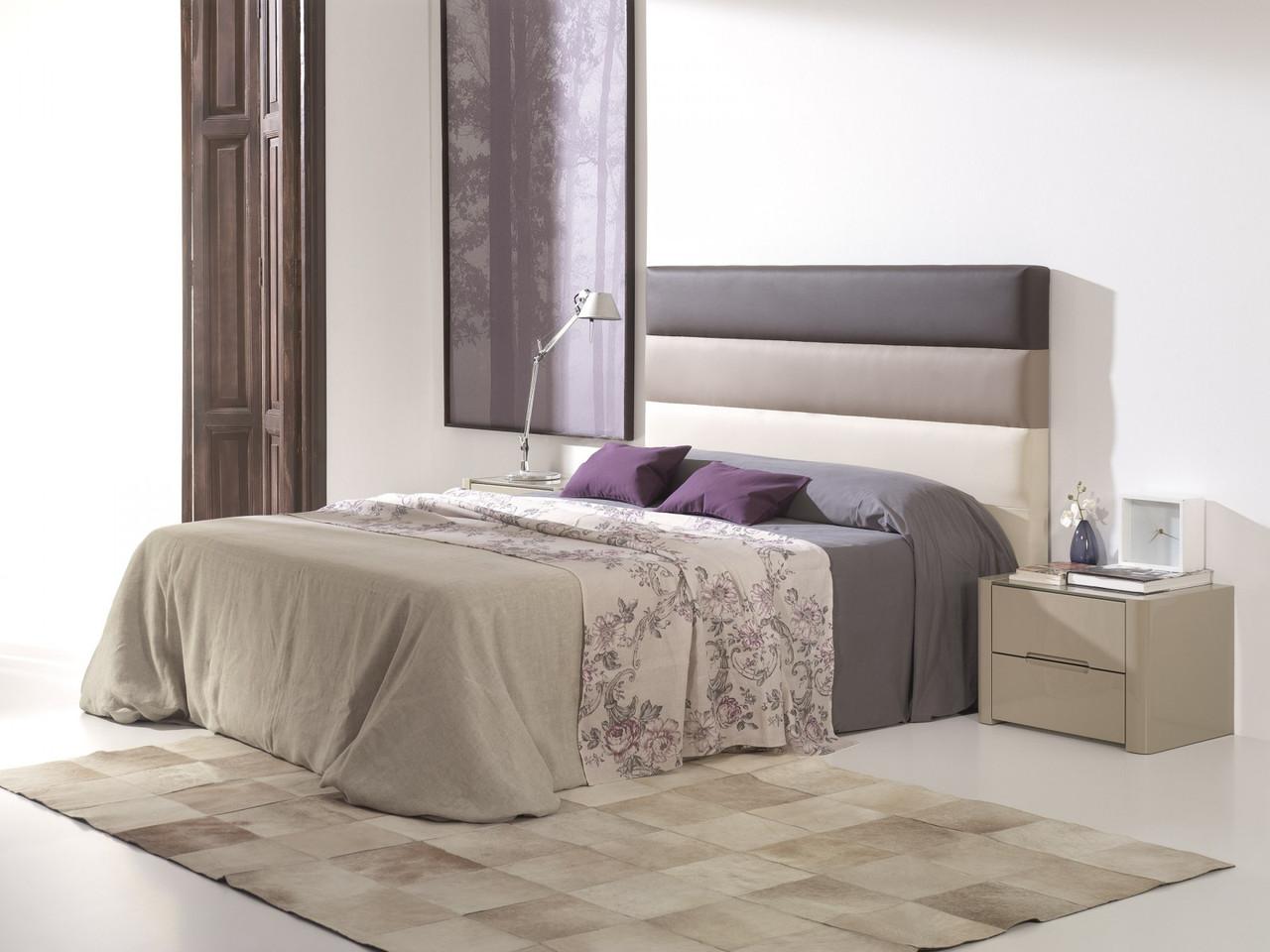 """Двоспальне ліжко """"Орео"""" з оббивкою від виробника, фото 2"""