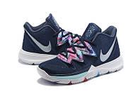 Баскетбольные кроссовки Nike Kyrie 5 blue