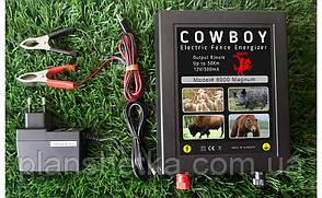 Електропастух Cowboy Magnum 8000