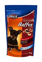 Trixie Soft Snack Baffos дропсы для собак с говядиной и рубцом