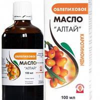 Масло облепиховое с бета-каротином Алтай 100мл