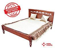 """Кровать деревянная """"Венеция"""" 1,6м х 2,0м"""
