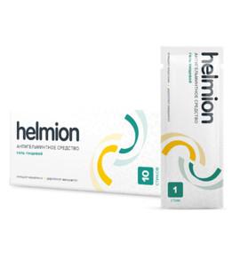 Helmion (Хельмион) - гель в стиках от паразитов