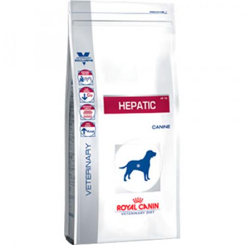 Royal Canin Hepatic Canine Сухой Корм Для Собак При Заболевании Печени, 1.5 Кг