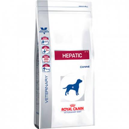 Royal Canin Hepatic Canine Сухой Корм Для Собак При Заболевании Печени, 1.5 Кг, фото 2