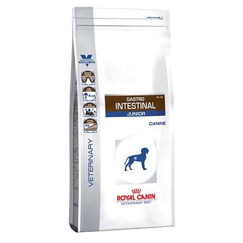 Royal Canin Gastro Intestinal Junior Лечебный Корм Для Щенков При Острой И Хронической Диарее, 2.5 Кг