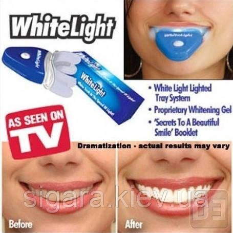 Отбеливатель зубов White light Blue ZX