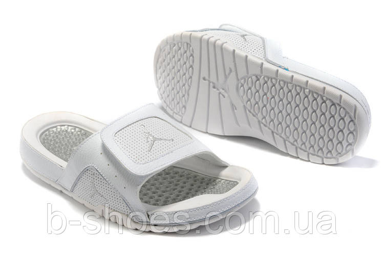 Шлепанцы Air Jordan Hydro 5 White