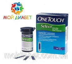 Тест- полоски One Touch Select №50