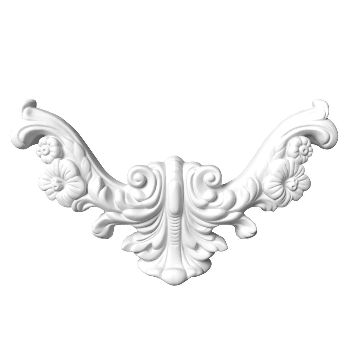 Гіпсова ліпнина декоративне кут у-20 L-260мм