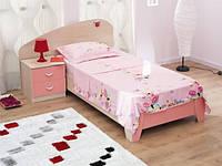 """Детская кроватка для девочки """"Флора"""""""