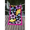 Полотенце Lotus пляжное - Grace 75*150 велюр