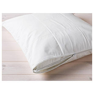 IKEA KUNGSMYNTA Защитная наволочка для подушки  (002.555.72)
