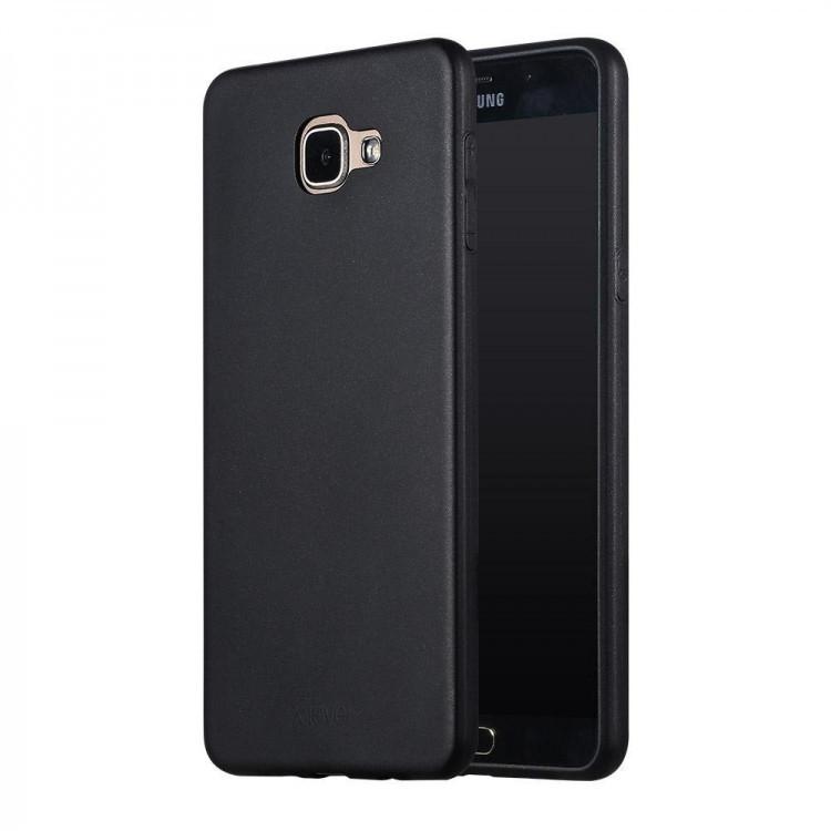 Чехол-накладка для Samsung A510 X-Level TPU Guardian Черная (PC-000767)