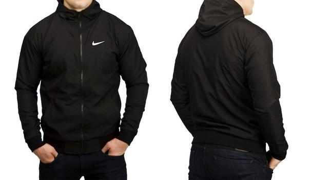 8d8f640e Спортивная кофта Nike black SK-3009: купить в Днепропетровске и ...