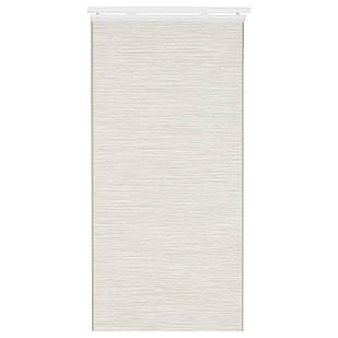 IKEA FONSTERVIVA Узкая гардина, белый/бежевый  (803.705.06)