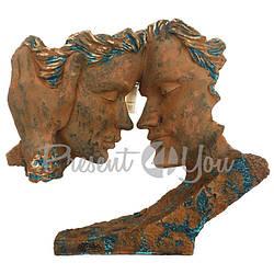Скульптура из керамики «Повод» Anglada, 36х12х34 см