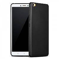 Чехол-накладка для Xiaomi REDMI 4A X-Level TPU Guardian Черная (PC-000761)