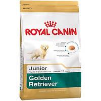 Royal Canin Golden Retriever Junior Сухой Корм Для Щенка Золотистого Ретривера До 15 Месяцев, 3 Кг