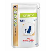 Royal Canin Diabetic Feline Влажный Корм Для Взрослых Котов Страдающих Сахарным Диабетом, 100 Г
