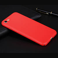 Чехол-накладка для Apple iPhone 8/7 X-Level HERO PC Красная (PC-001637)