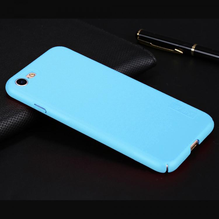 Чехол-накладка для Apple iPhone 6/6s X-Level HERO PC Голубая (PC-001624)