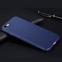 Чехол-накладка для Apple iPhone 6/6s X-Level HERO PC Синяя (PC-001626)