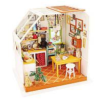 3D конструктор Robotime DIY HOUSE Кухня (DG105)