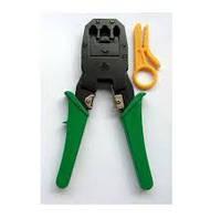 Кримпер ( клещи обжимные )+стриппер( зачистка кабеля ) Клещи обжимные DL-315