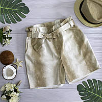 Женские стильные шорты с принтом