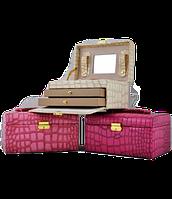 Шкатулка для украшений, драгоценностей, ювелирных изделий, бижутерии 8945