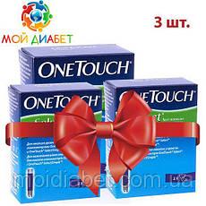 Тест полоски One Touch Select №50 3 упаковки