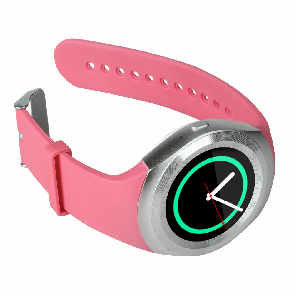 Умные часы Smart Watch UWatch Y1 Pink