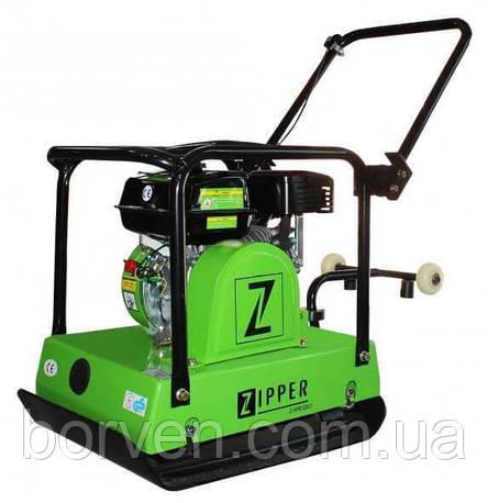 Виброплита трамбовка Zipper ZI-RPE120GY, фото 2