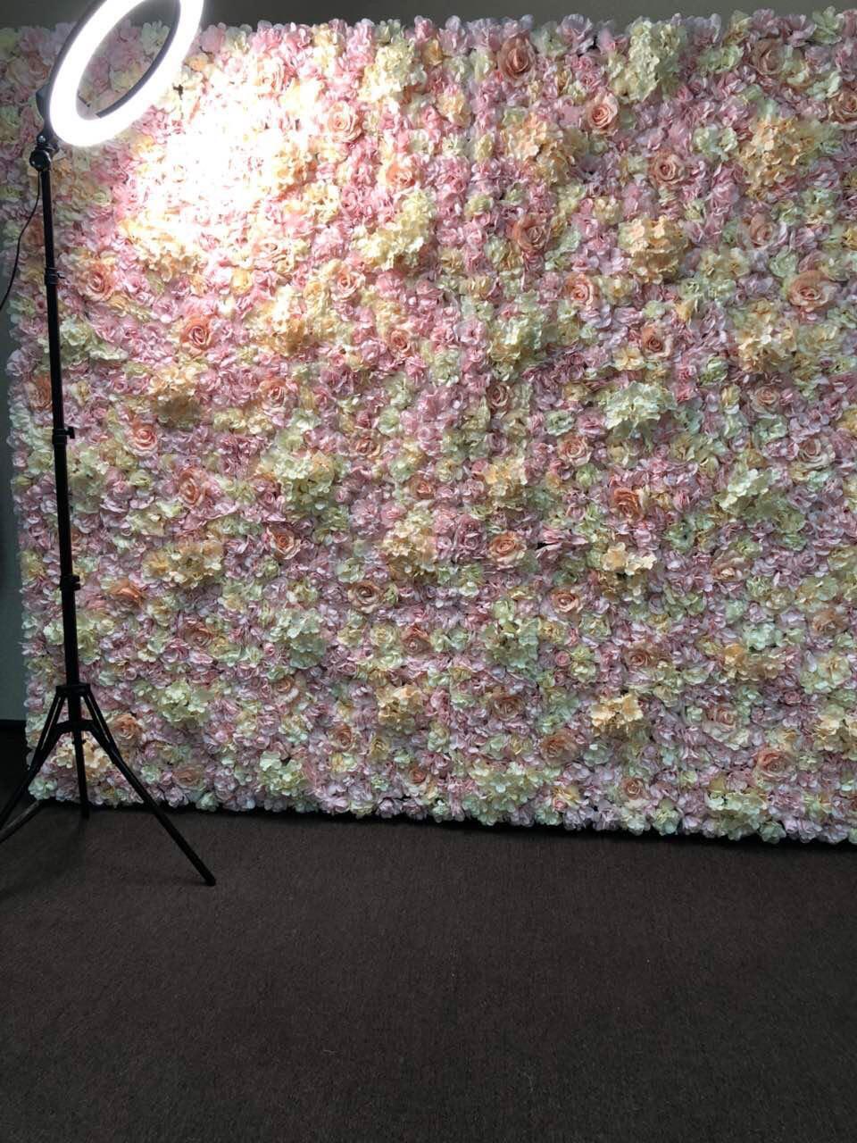 Аренда в Киеве Фотозона из цветов размер 200*220см с доставкой и самовывоз
