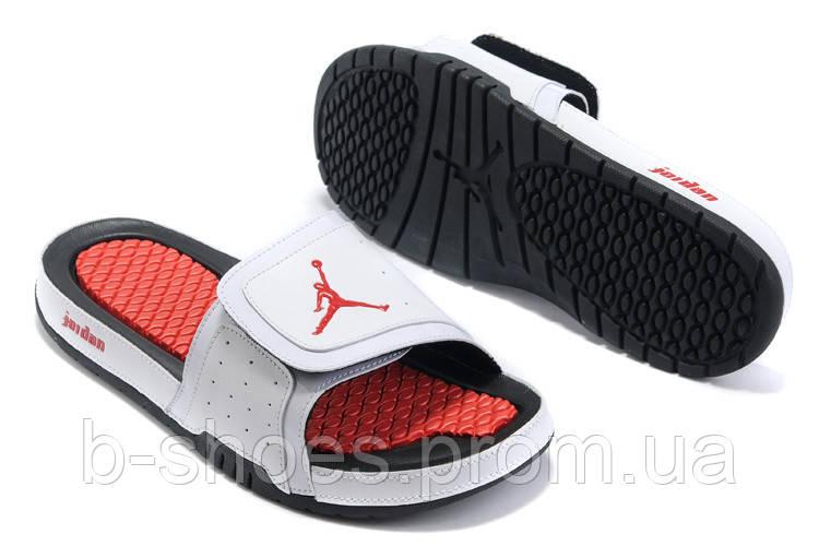 Шлепанцы Air Jordan Hydro 2 White/Red