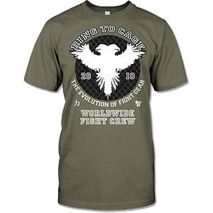 Бавовняна футболка RING TO CAGE RTC-8900 L