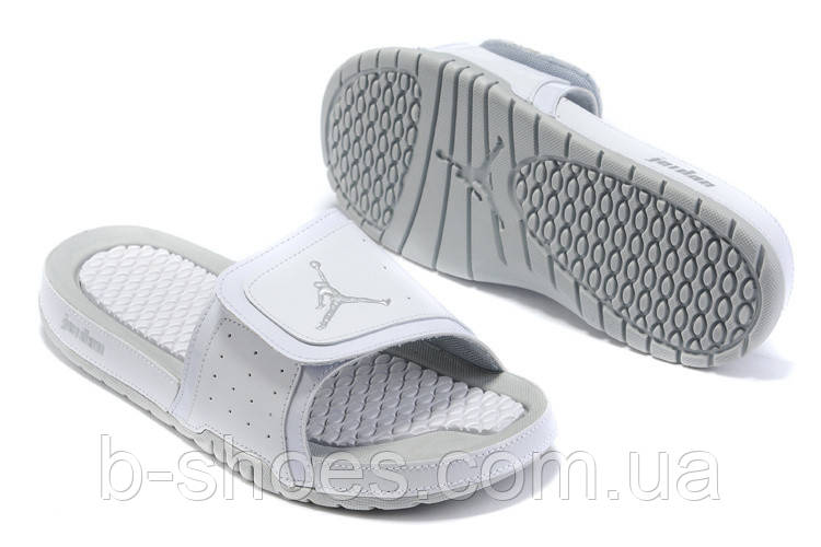 Шлепанцы Air Jordan Hydro 2 White