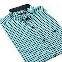 Рубашка мужская с коротким рукавом ARMANI