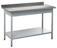 Стол нержавеющий СП-2 КИЙ-В (разделочный 500х1800)