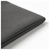 IKEA FROSON Чехол для подушки садового кресла темная серая  (504.129.42)