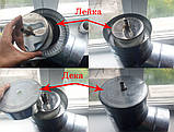 Труба теплоизоляционная  н/оц  D130/200/0,5 мм, фото 7