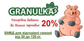 "БМВД ""PIGLET-GROW 20%"" для свиней (30-120кг), фото 2"