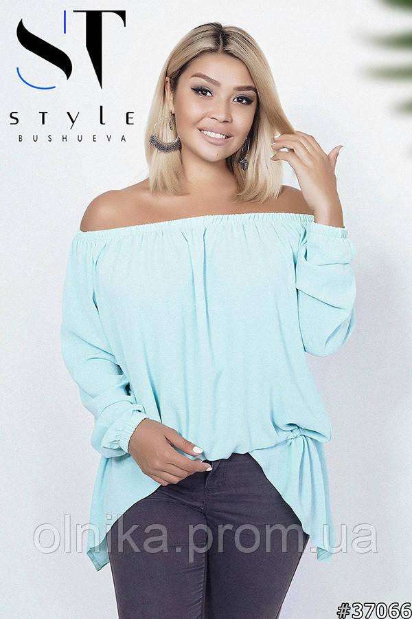 Блуза 37066 размер  50-52,54-56