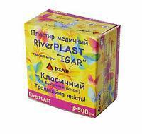 Пластырь прозрачный RiverPLAST 3х500см