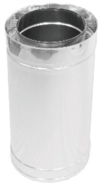 Труба теплоизоляционная  н/оц  D220/280/0,5 мм