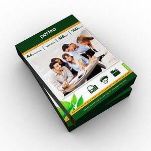 Фотобумага Perfeo матовая А4 108 г/м2, упаковка 100 л